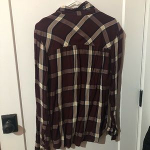 Abercrombie and Fitch plaid